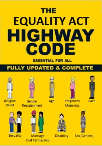 Equality Act Highway Code Pocket Book