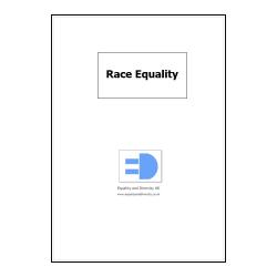 Race Equality Pocket Book