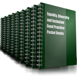 Equality, Diversity and Inclusion Good Practice Pocket Books