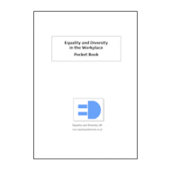 Equality and Diversity in the Workplace Pocket Book