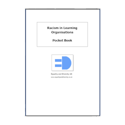 Racism in Learning Organisations Pocket Book